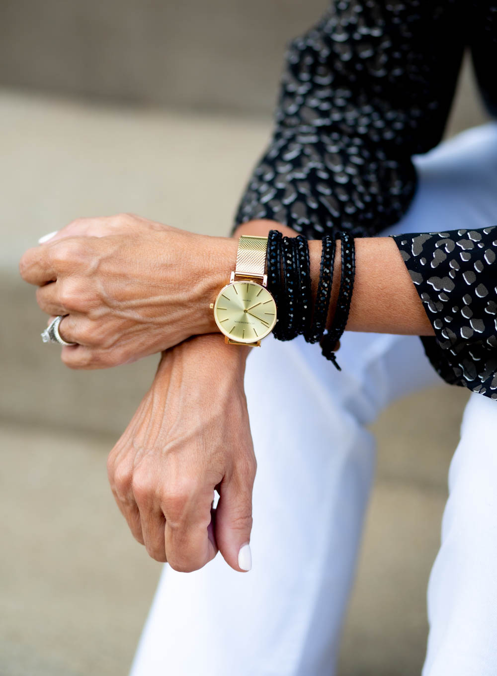 Accessorizing with Victoria Emerson Watches