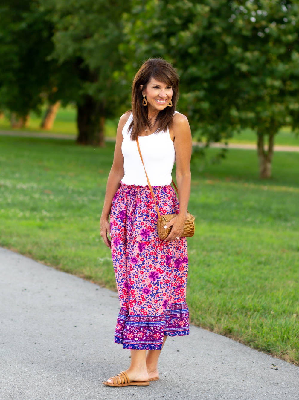 Boho Look For Summer