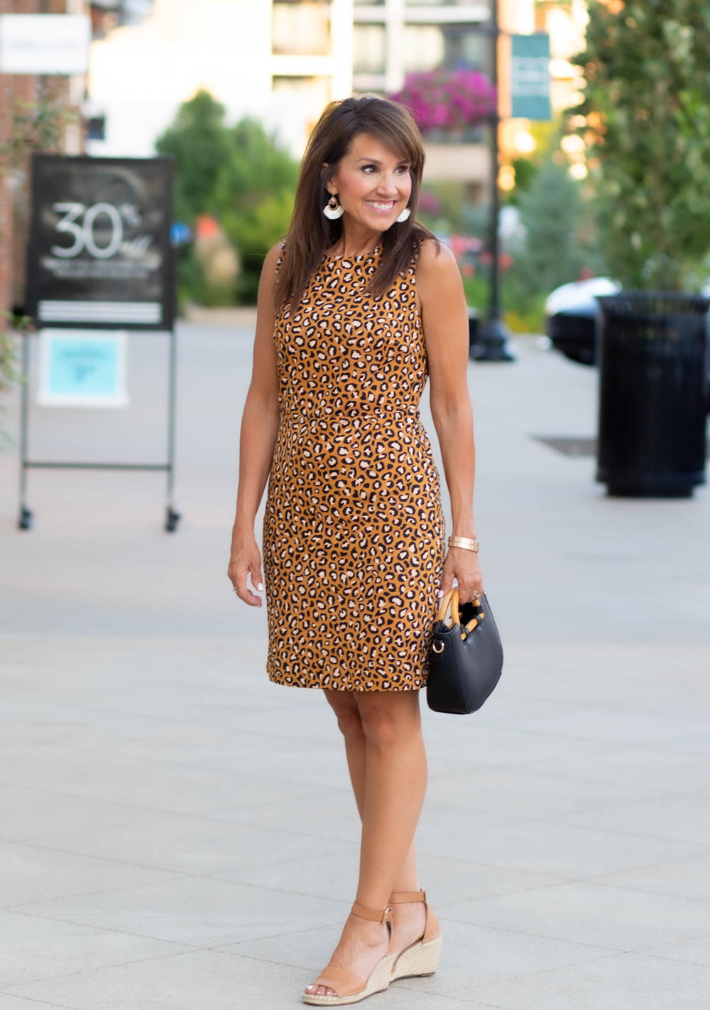 Cheetah Print Dress: Wear Now and Later