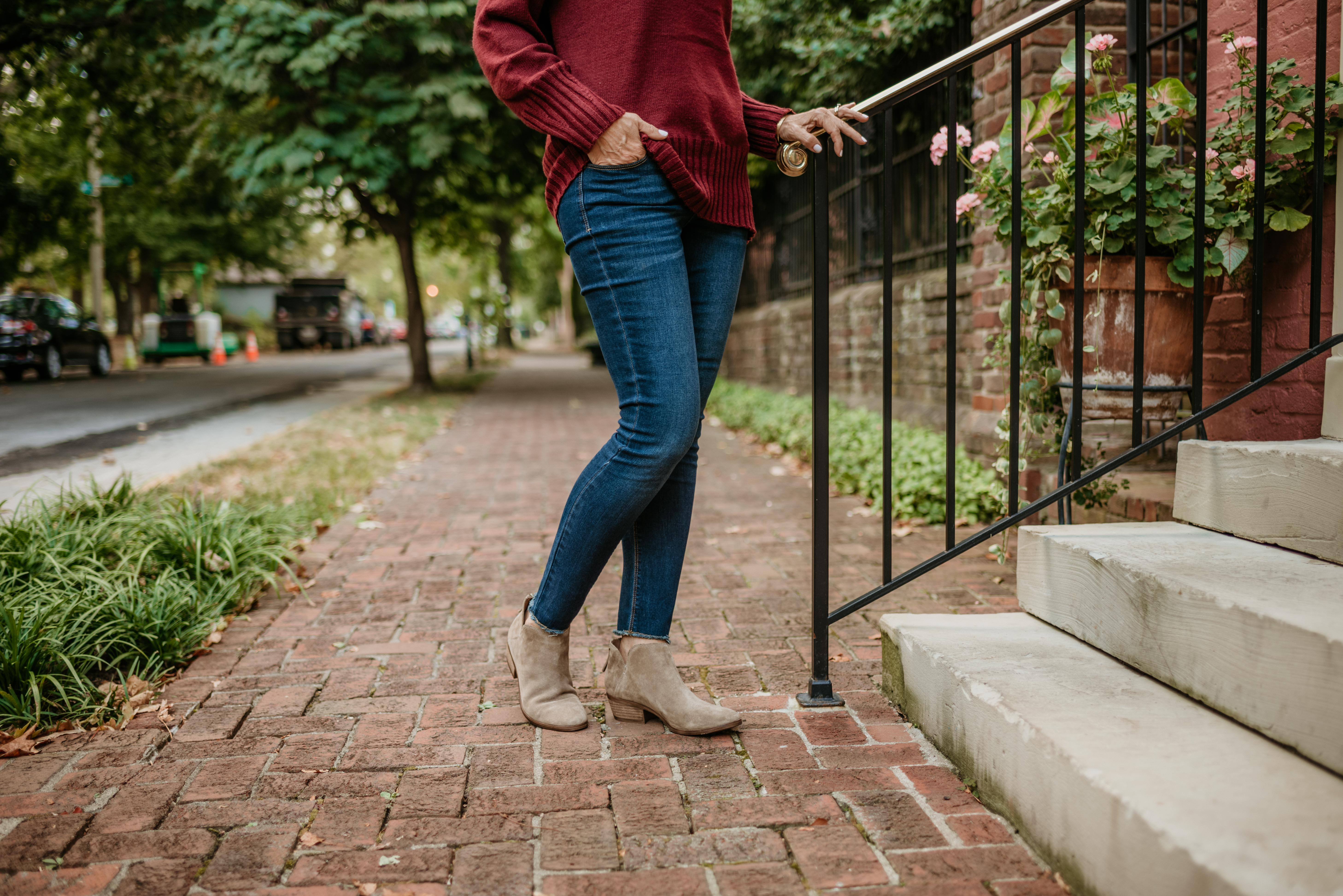 Fall Boots For The Family with Rack Room Shoes