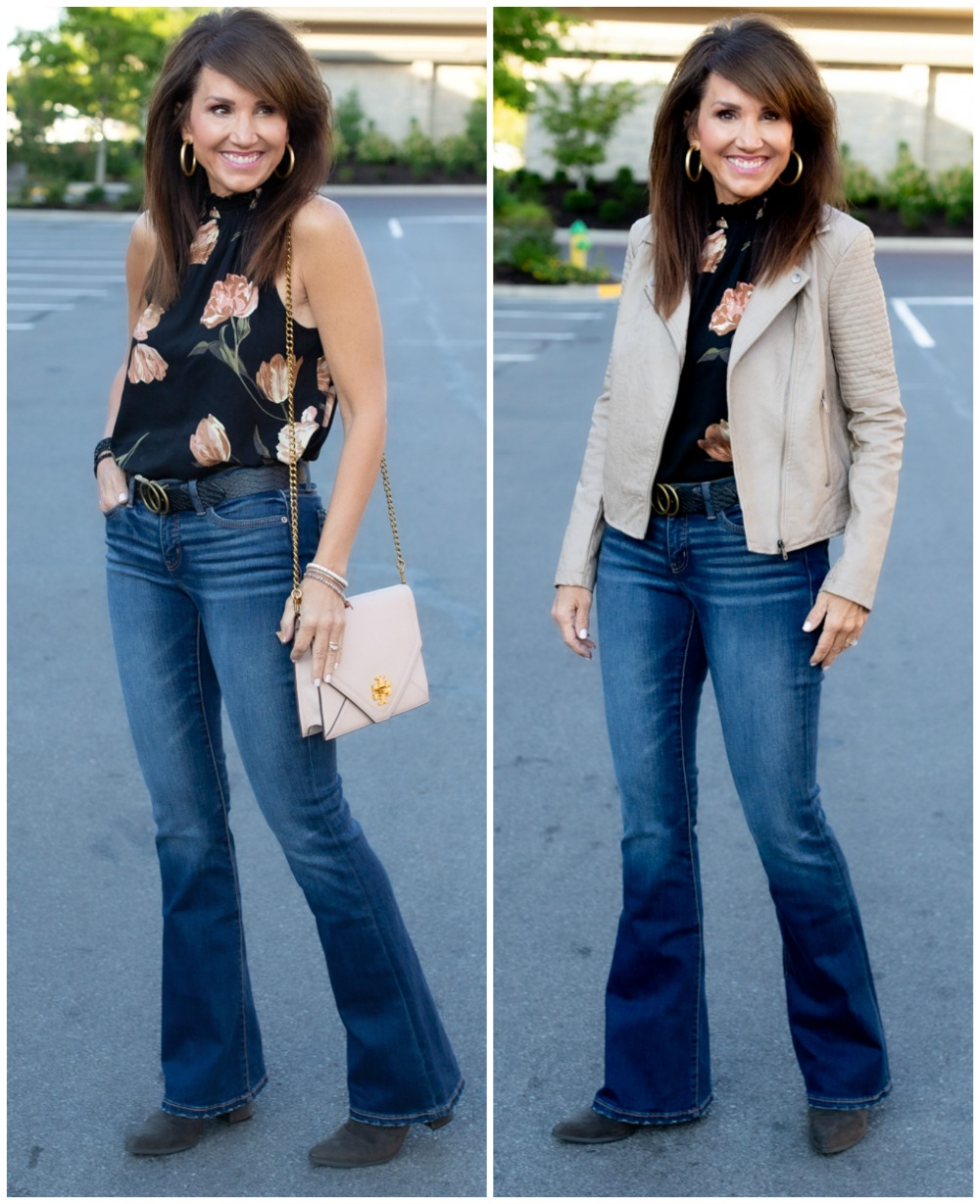 Flare Jeans: Wear Now And Later
