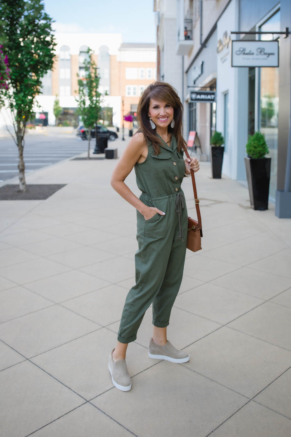 Two Ways to Wear A Jumpsuit