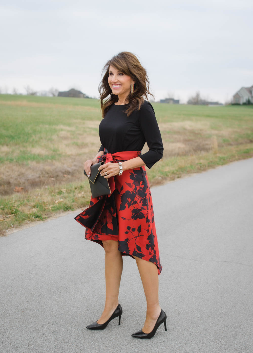 Two Affordable Holiday Dresses
