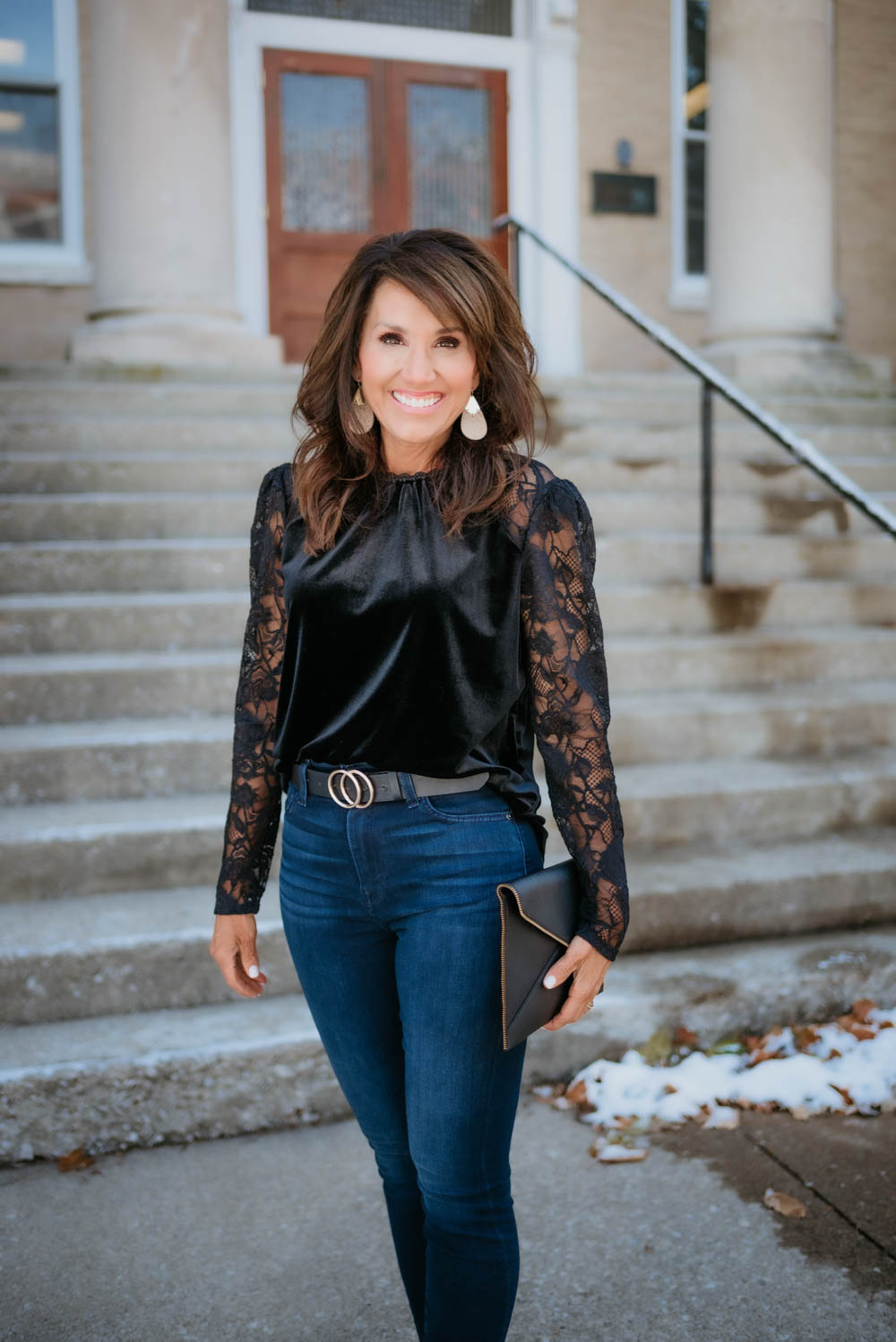 It's Here! The Cyndi Spivey Blouses