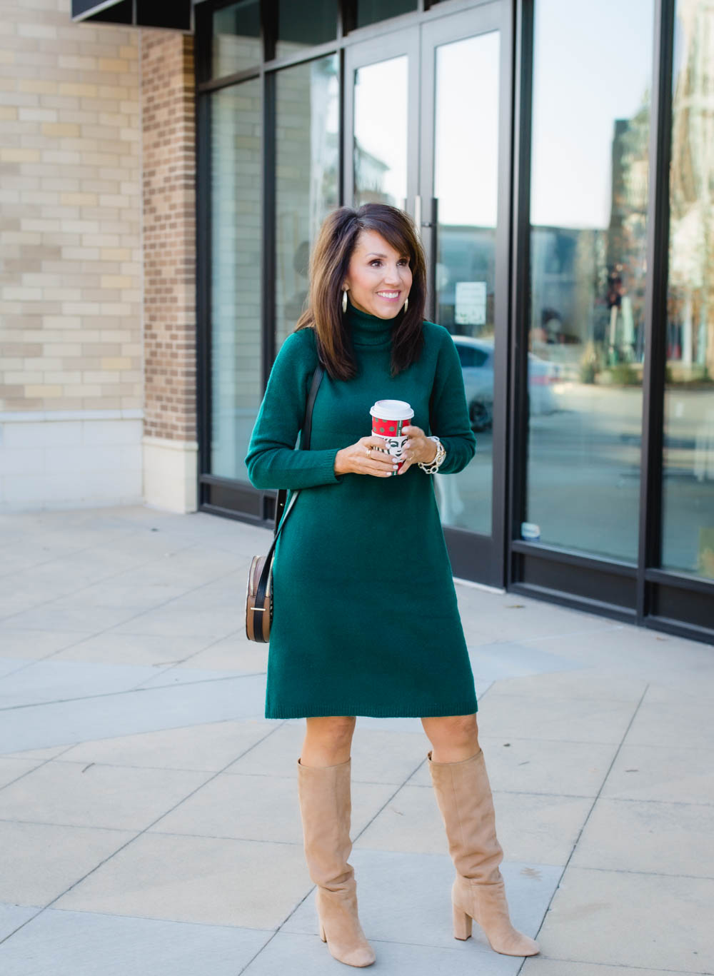 Winter Workwear with J.Crew Factory