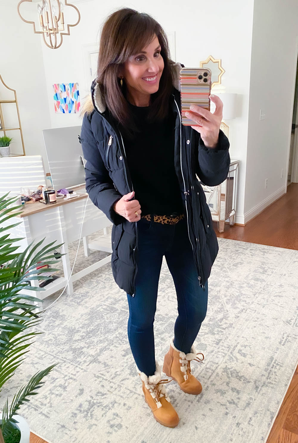 5 Ways to Wear a Black Sweater