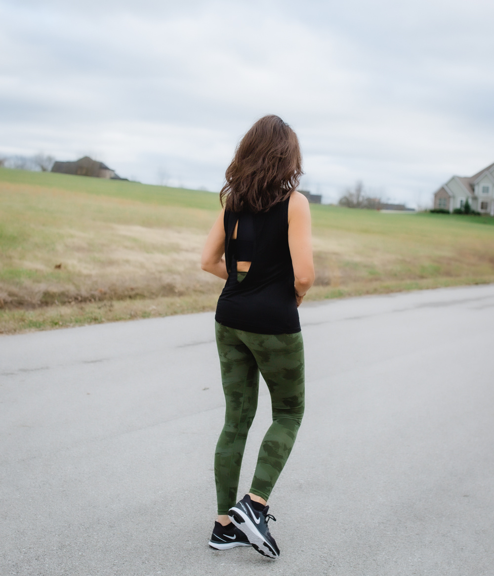 Affordable Athletic Wear and a Paleo Recipe