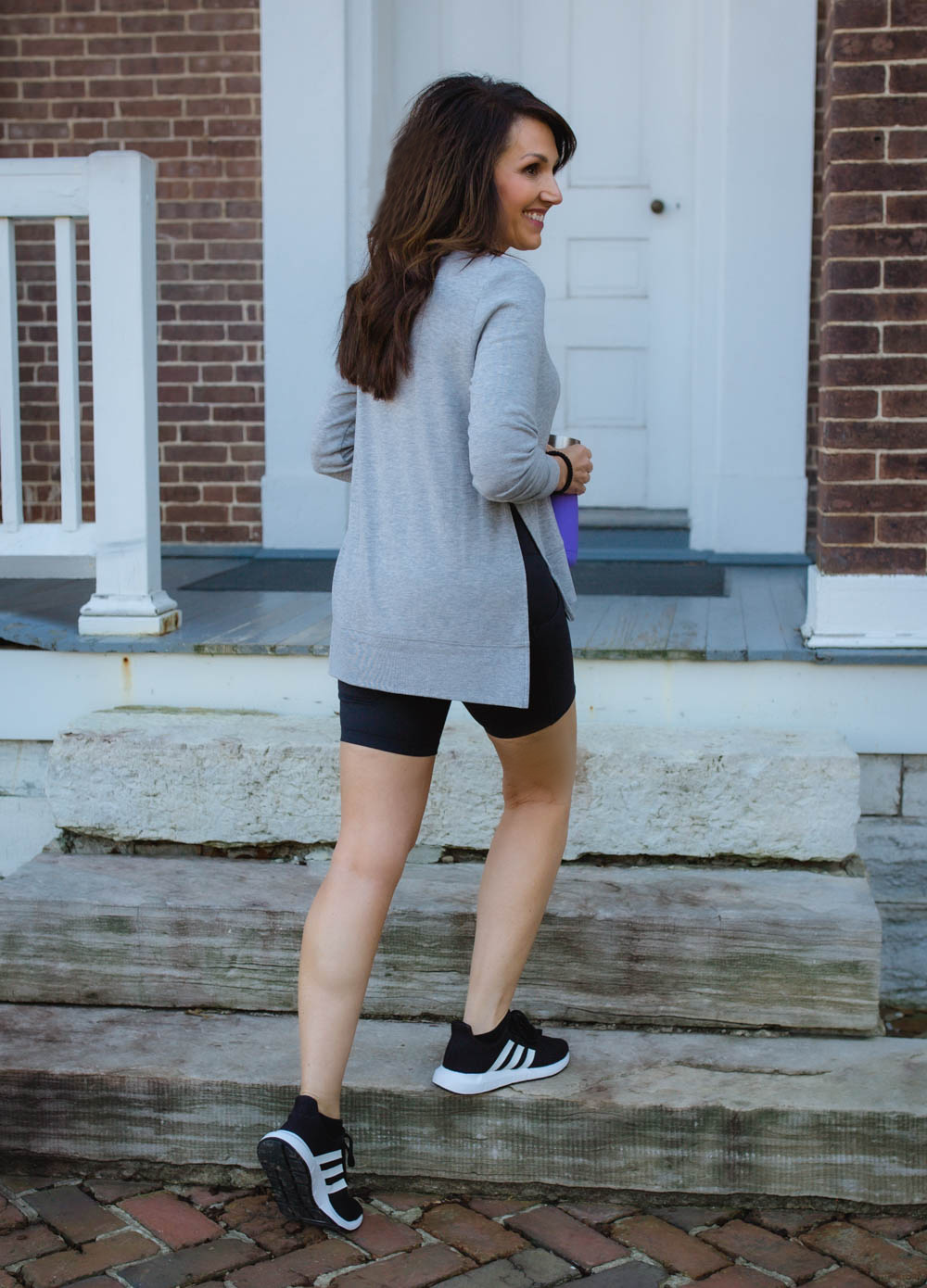 Trend to Try: Bike Shorts