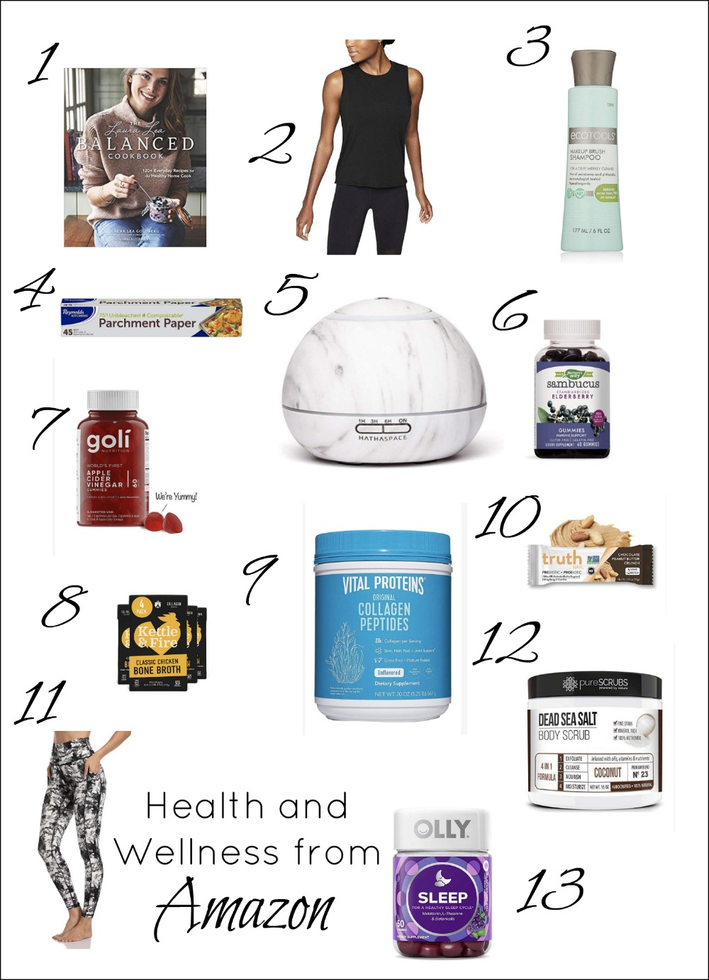 Health and Wellness from Amazon