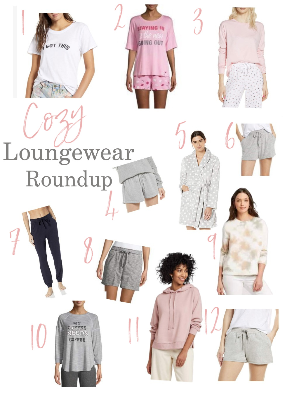 Cozy Loungewear Roundup