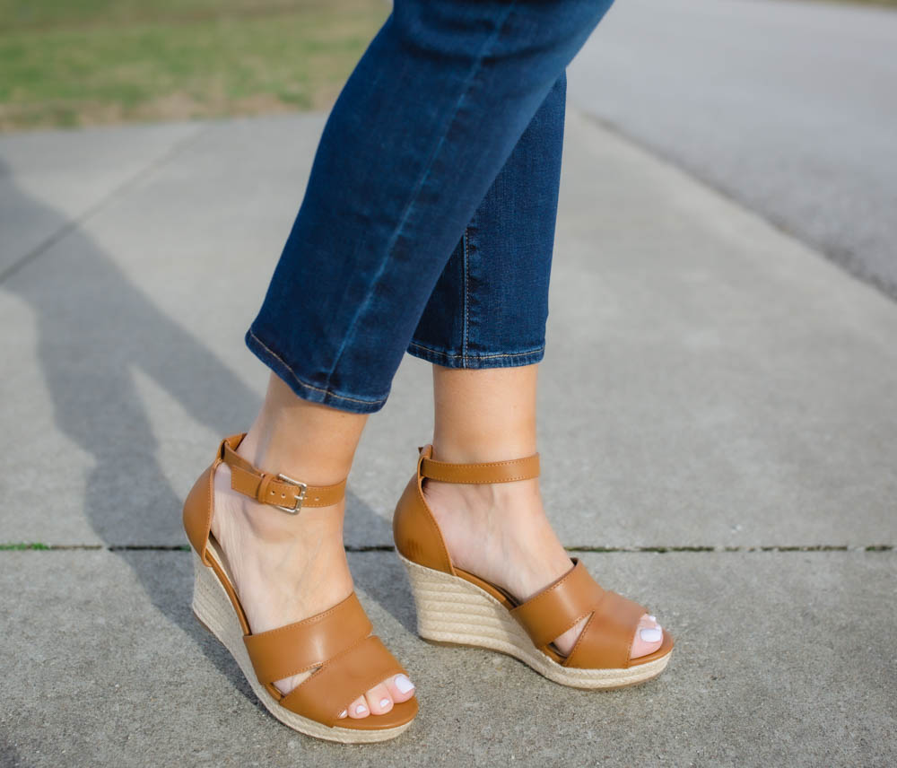 Different Spring Shoes - Cyndi Spivey