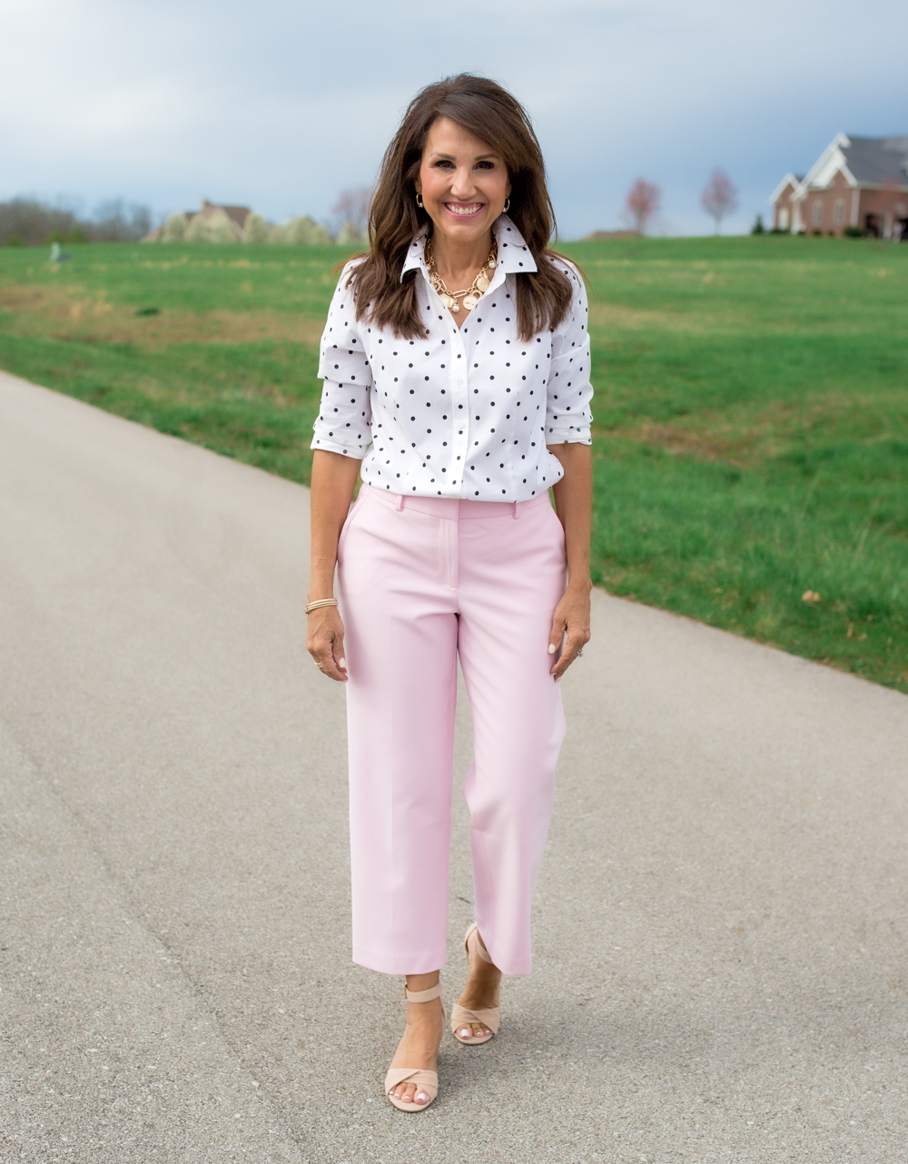Spring Outfit From Talbots