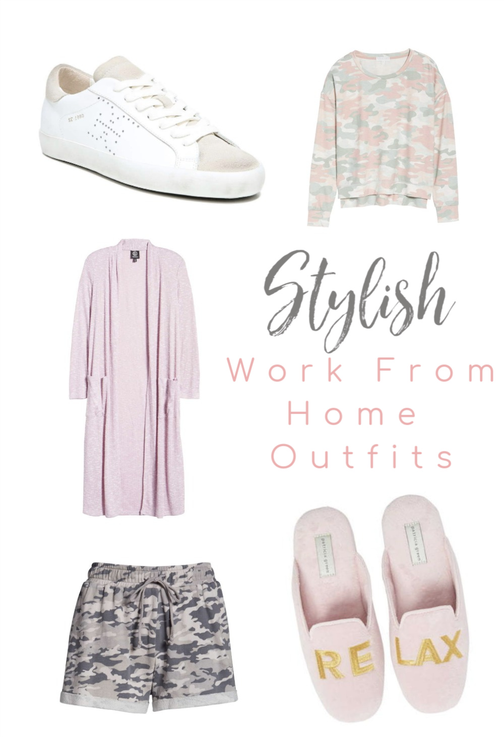 Stylish Work From Home Outfits with Nordstrom