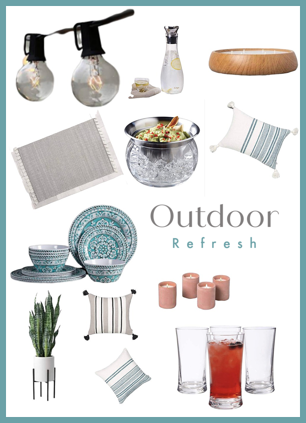 Outdoor Refresh
