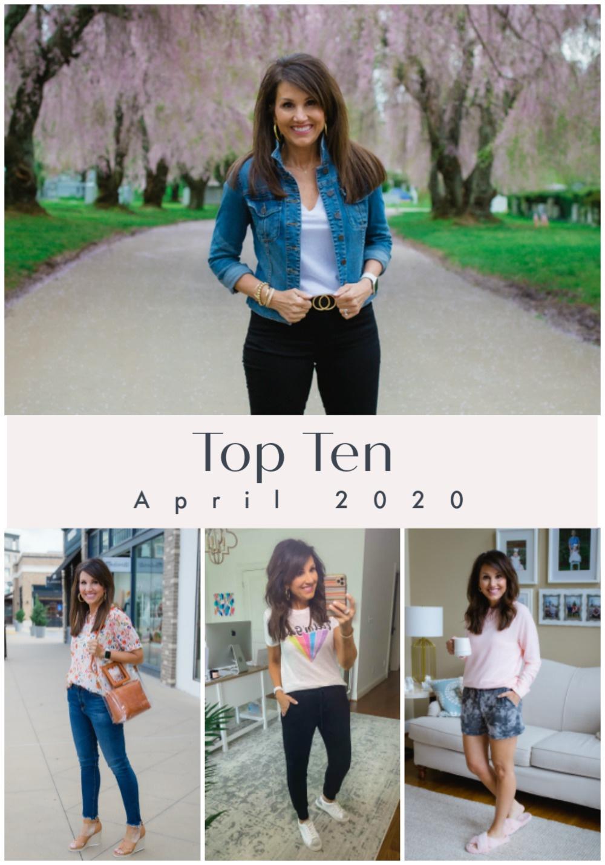Top Ten In April 2020