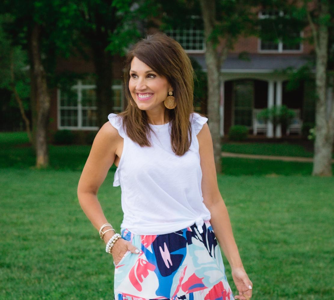 Summer Maxi Skirts