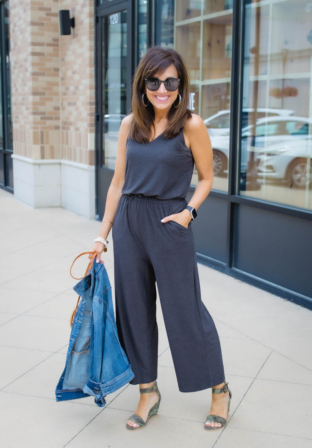 Summer Jumpsuit from Old Navy