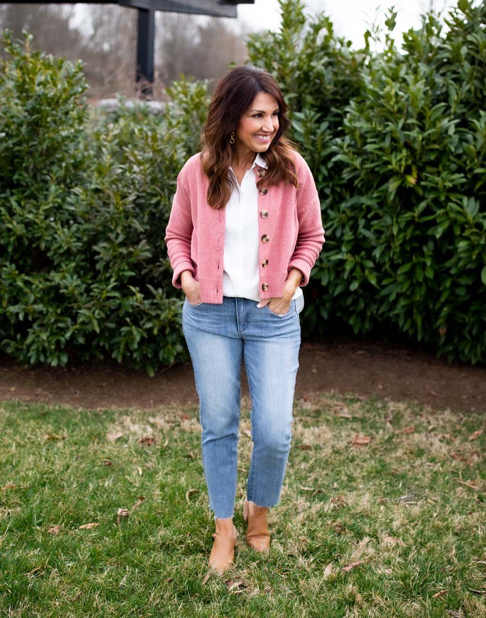Winter To Spring Transitional Pieces