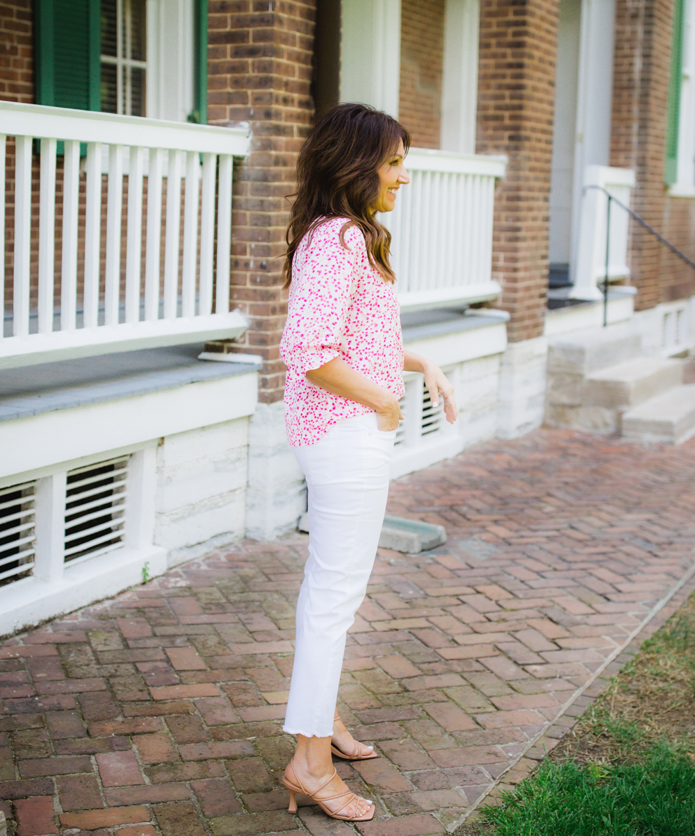 3 Blouses to Add to Your Spring Wardrobe