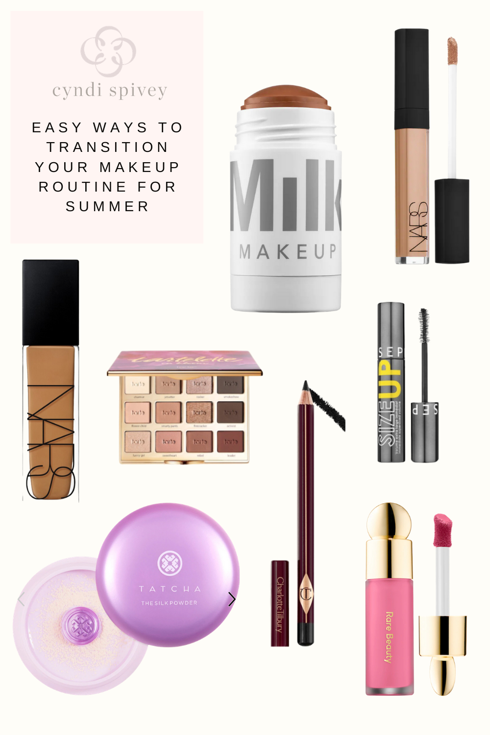 Easy Ways to Transition Your Makeup Routine for Summer