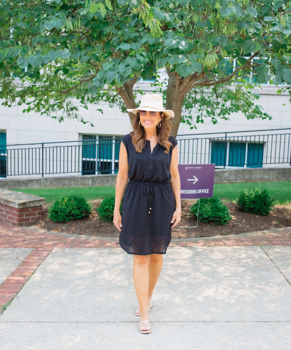 3 Ways To Style a Black Dress