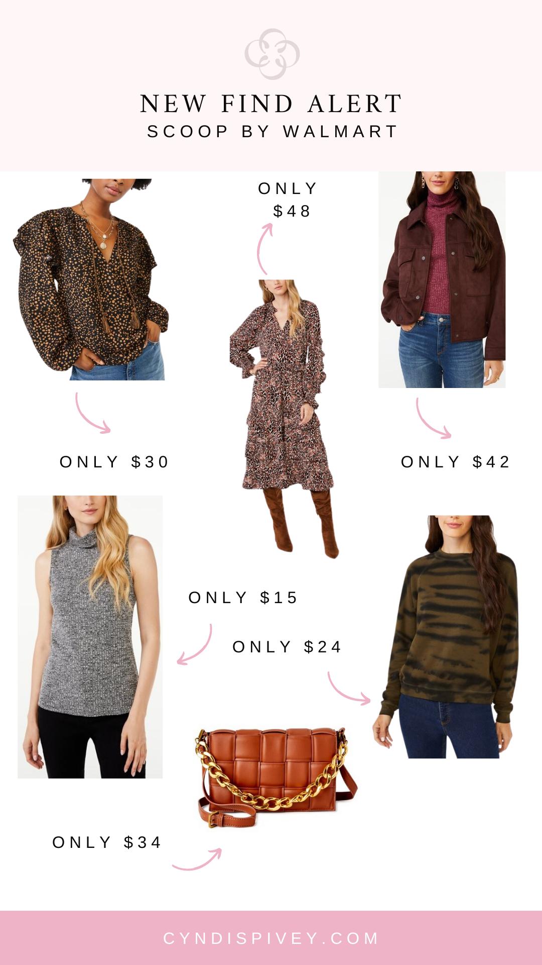 Walmart Fashion New Fall Arrivals