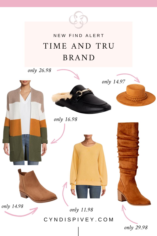 Novedades de otoño de Walmart Fashion