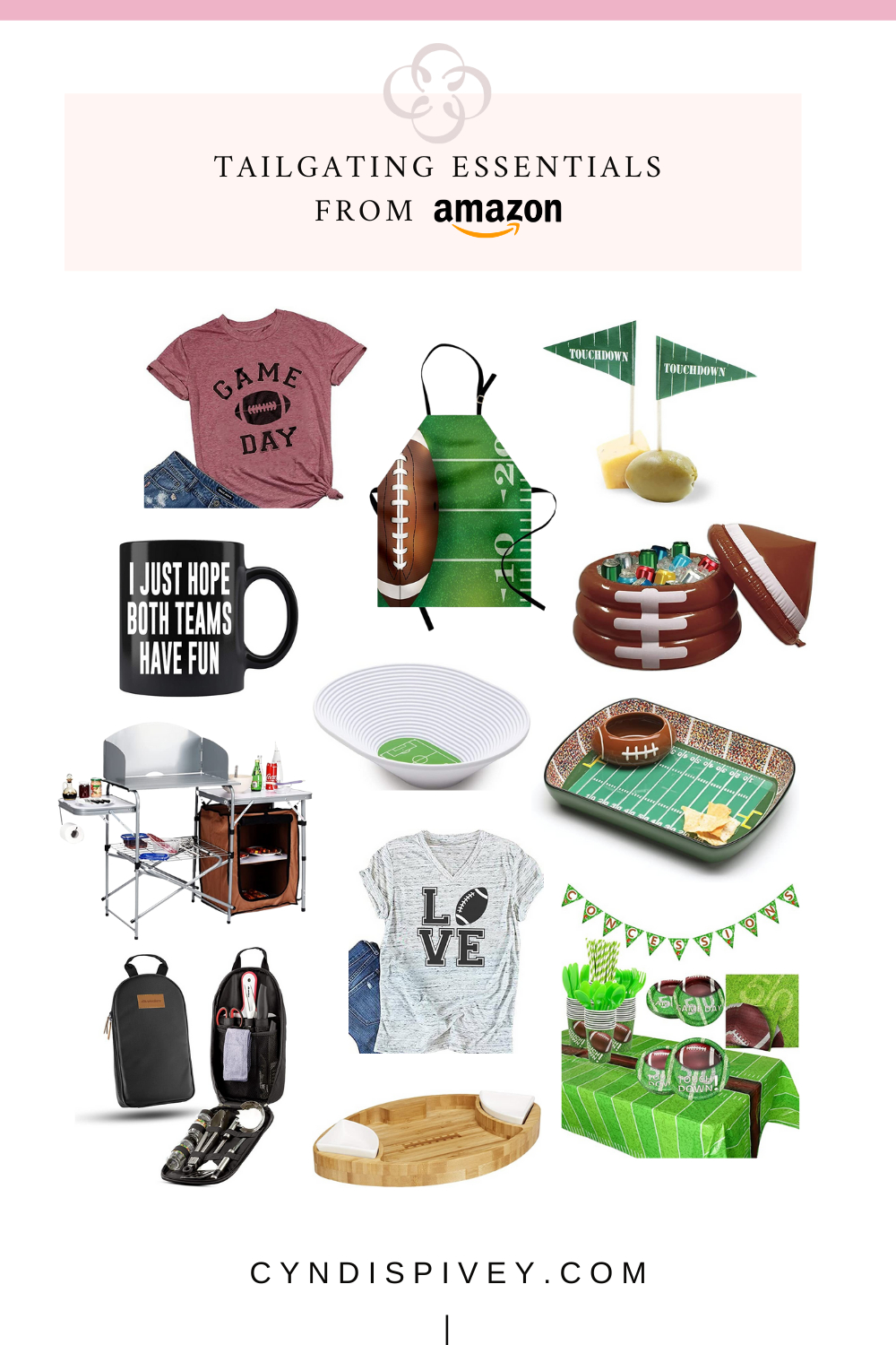 Tailgating Essentials from Amazon