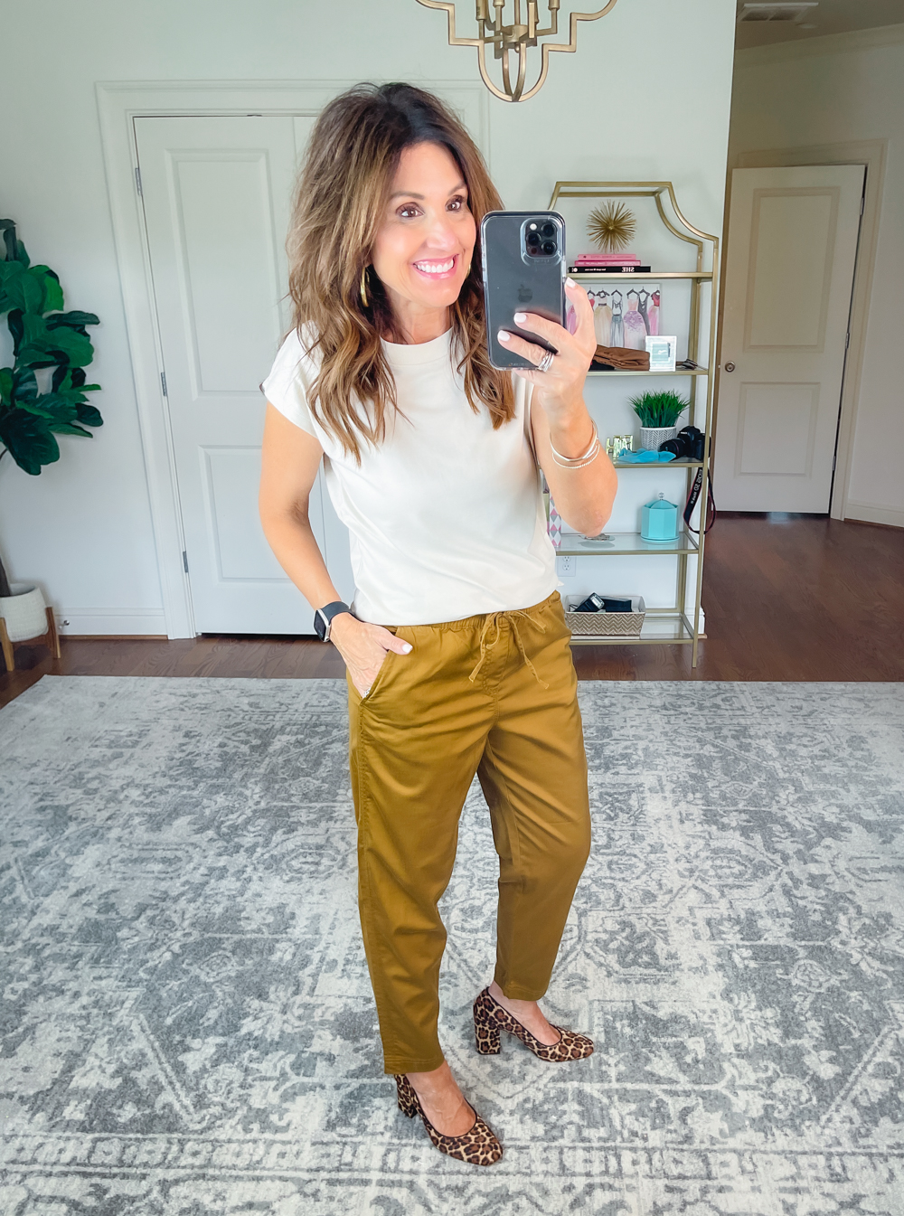 Early Fall Try-On: Old Navy, LOFT, & More