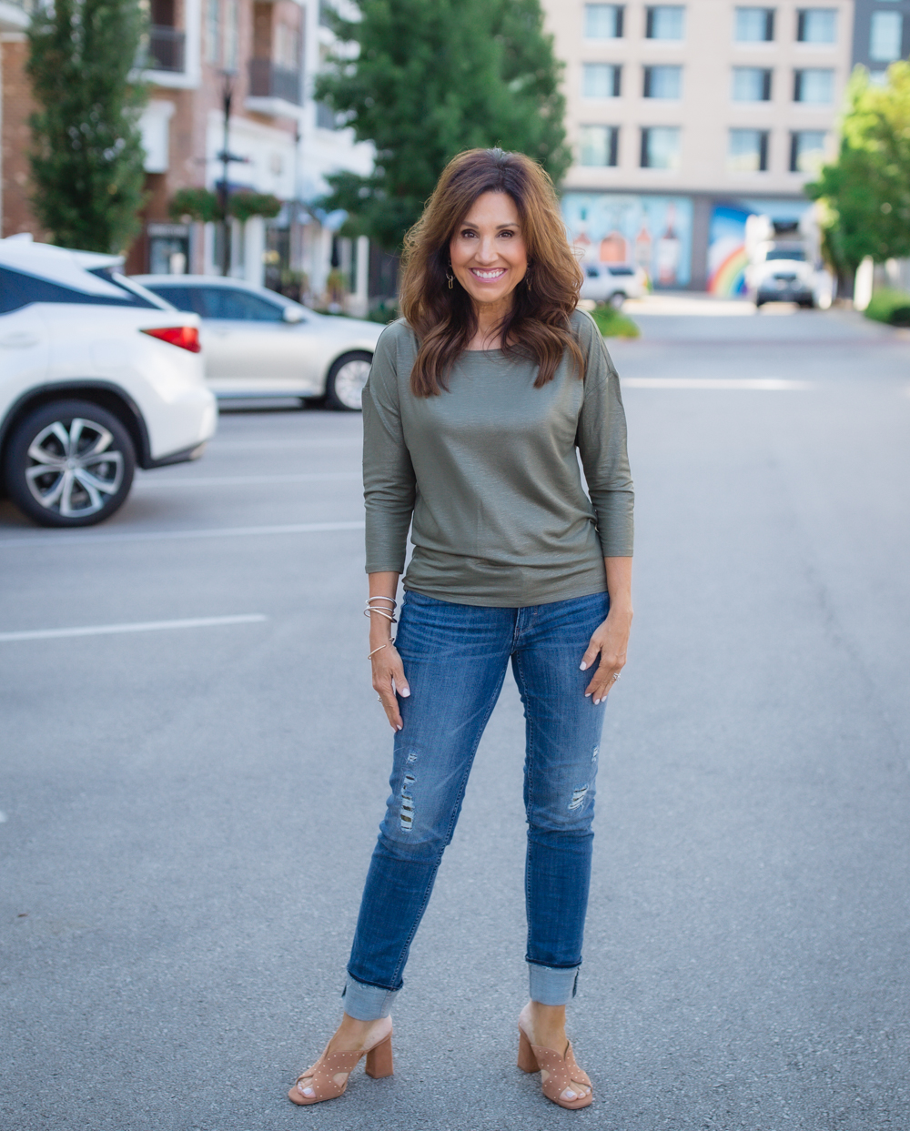 Fall Style With WHBM