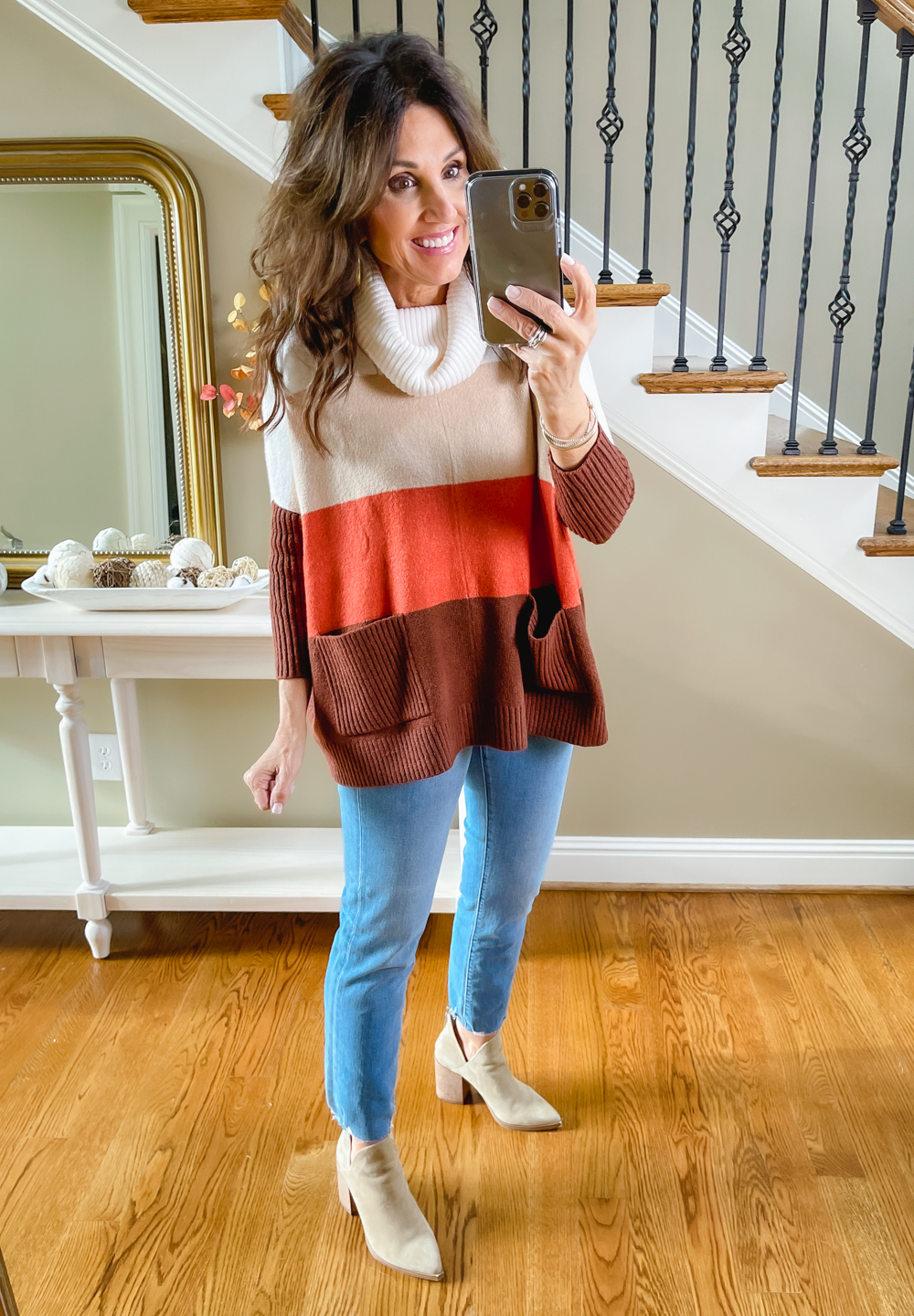 Fall Try-On Session: Loft, Target, & Gibsonlook
