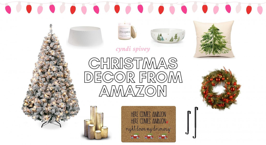 Christmas Decorations from Amazon You'll Love
