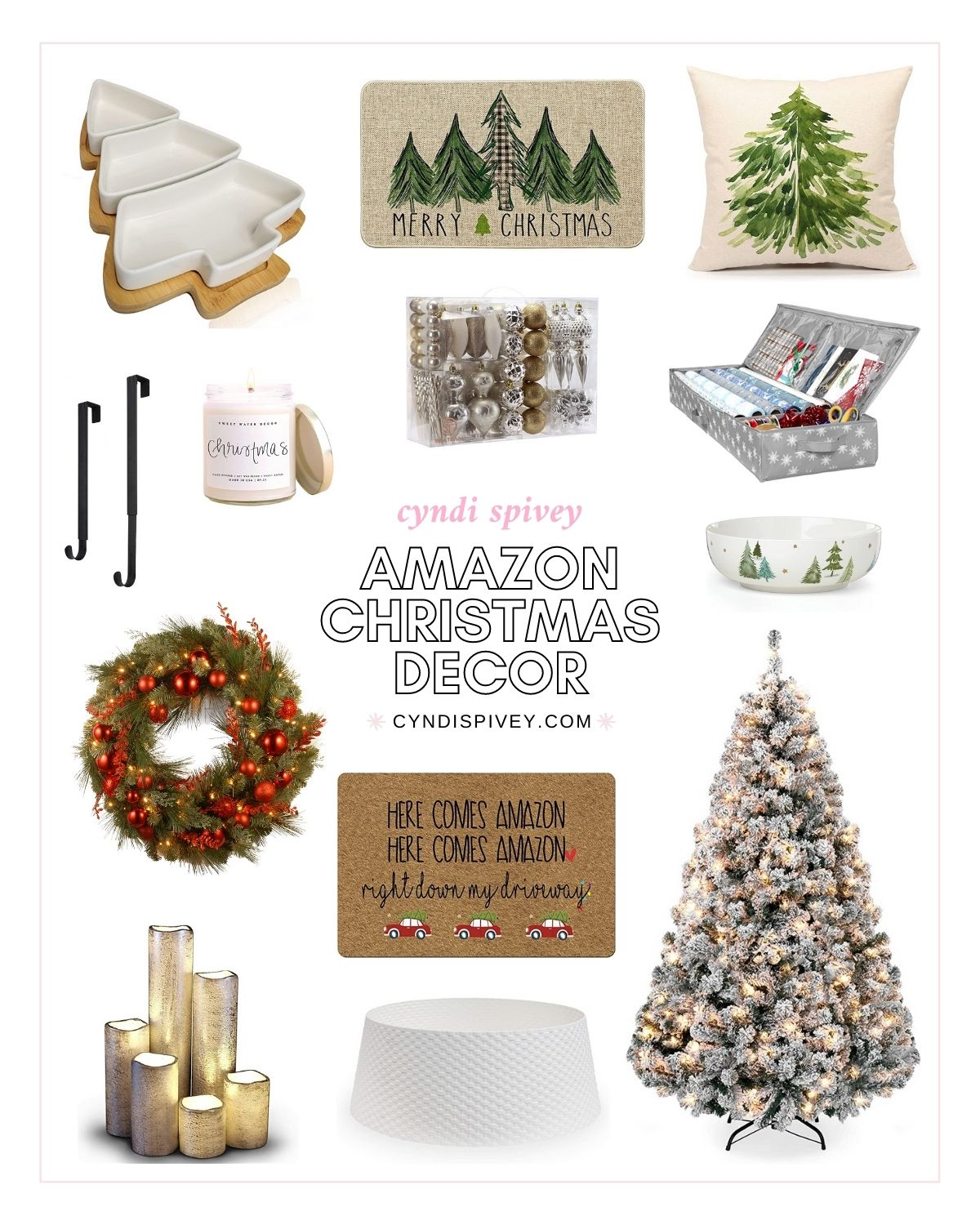 Christmas Decor from Amazon You'll Love